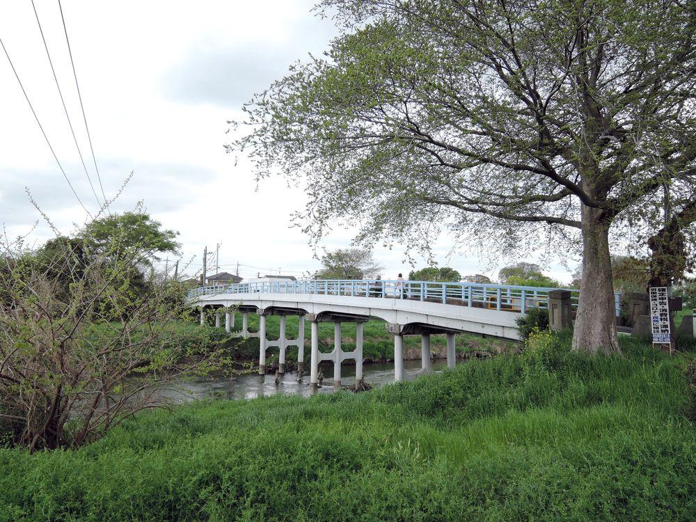 2021年4月で全面閉鎖に!越谷市南荻島・元荒川の〆切橋を偲ぶ。
