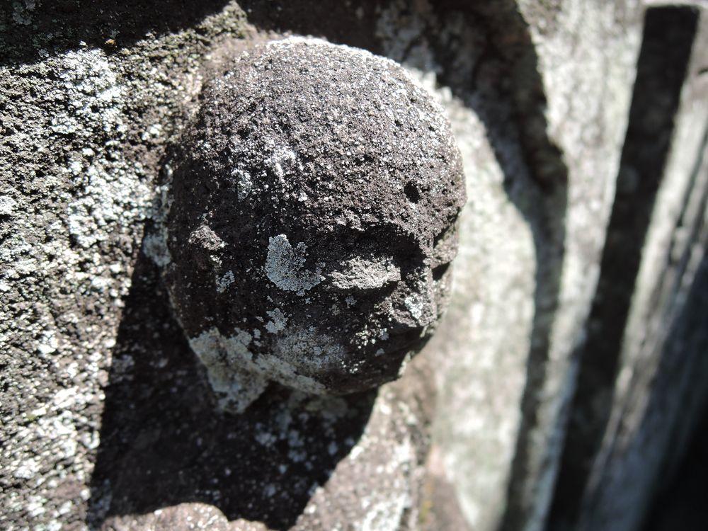 地蔵尊|墓石